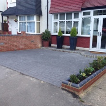 Block Driveway- Roding Lane North, Woodford Green (2) (1)