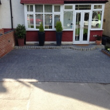 Block Driveway- Roding Lane North, Woodford Green (2) (2)