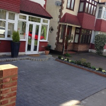 Block Driveway- Roding Lane North, Woodford Green (2) (3)