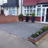 Block Driveway- Roding Lane North, Woodford Green (2)