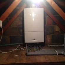 Boiler Installation - Southbourne Crescent, Barnet (2)