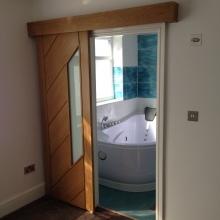 Bathroom Installations (en-suite jacuzzi,WC) - Bourne Avenue, Southgate (1)