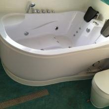 Bathroom Installations (en-suite jacuzzi,WC) - Bourne Avenue, Southgate (4)