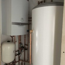 Double Story Side and Rear Extension - Fullwell Avenue, Clayhall (1.24) - Boiler, Cylinder and Water Softner)