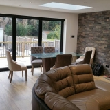 Double Story Side and Rear Extension - Fullwell Avenue, Clayhall