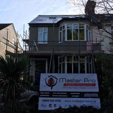 External Rendering - Capel Road, Barnet (1.10)