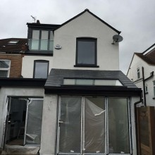 External Rendering - Capel Road, Barnet (1.3)