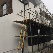 External Rendering - Capel Road, Barnet (1.6)