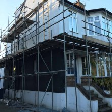 External Rendering - Capel Road, Barnet (1.7)