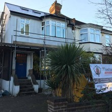 External Rendering - Capel Road, Barnet (1.9)