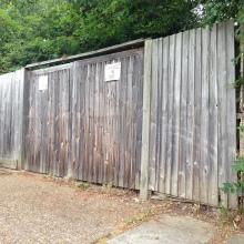 Fencing - Mansfield Avenue, East Barnet (10)