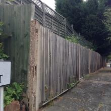 Fencing - Mansfield Avenue, East Barnet (12)