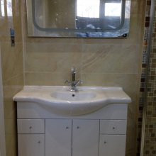 Bathroom Installations (en-suite WC, shower) - Southwood Avenue, Highgate