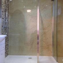 Bathroom Installations (en-suite WC, shower) - Southwood Avenue, Highgate