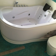 Bathroom Installations (en-suite jacuzzi, wet floor, WC) - Bourne Avenue, Southgate
