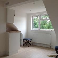 Dormer Loft Conversion (dormer window) - Brampton Grove, Wembley