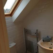 Dormer Loft Conversion (en-suite WC) - Brampton Grove, Wembley
