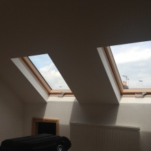 Double Dormer Loft Conversion (velux windows)- Raleigh Road, Hornsey