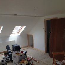 Double Dormer Loft Conversion (velux windows) - Raleigh Road, Hornsey