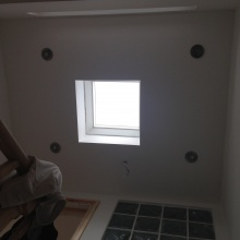 Double Dormer Loft Conversion  (skylight window) - Raleigh Road, Hornsey