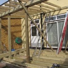Garden Fencing, Decking and Design - Drayton Road, Borehamwood