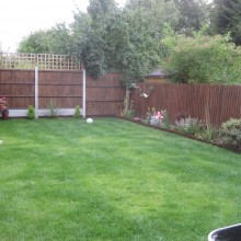Garden Fencing, Decking and Design - Roding Lane North, Woodford Green, Essex
