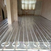 Water Underfloor Heating - Roding Lane North, Woodford Green