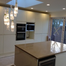 Kitchen Extension - Roding Lane North, Woodford Green