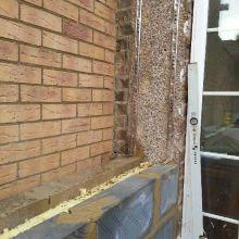 Kitchen Extension (brick work) - Roding Lane North, Woodford Green