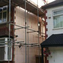 Semi-Detached Dormer Loft Conversion (external insulation) - Creighton Avenue, Muswell Hill