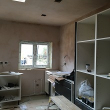 Kitchen Extension - Pentire Road, Walthamstow (14)