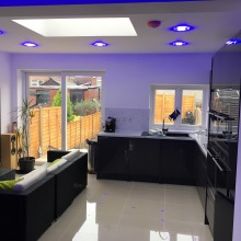Kitchen Extension - Pentire Road, Walthamstow (8)