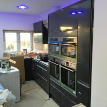 Kitchen Extension - Pentire Road, Walthamstow (9)