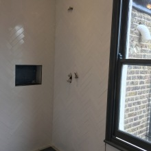 Coningsby Road, N4 1EG (1st Floor, Master Bathroom) - (9)
