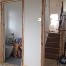 Double Dormer Loft Conversion - Raleigh Road, Hornsey (9)