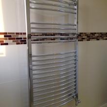Bathroom Installations (en-suite bath,WC) -  Ravensdale Avenue, North Finchley (3)