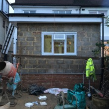 Rear Extension - Roding Lane North, Woodford Green (10)