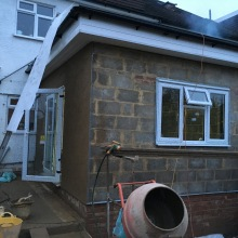 Rear Extension - Roding Lane North, Woodford Green (11)