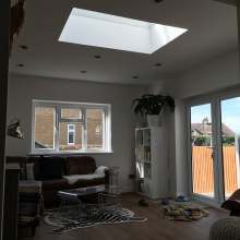 Rear Extension - Roding Lane North, Woodford Green (2.1)