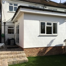 Rear Extension - Roding Lane North, Woodford Green (4)