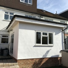 Rear Extension - Roding Lane North, Woodford Green (5)