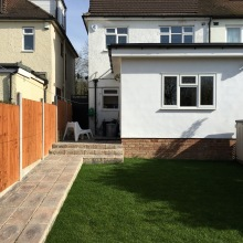 Rear Extension - Roding Lane North, Woodford Green (7)