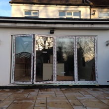 Kitchen Extension - Roding Lane North, Woodford Green (15)