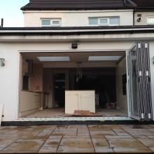 Kitchen Extension - Roding Lane North, Woodford Green (16)