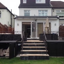 Kitchen Extension - Roding Lane North, Woodford Green (3)