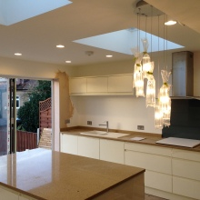 Kitchen Extension - Roding Lane North, Woodford Green (9)